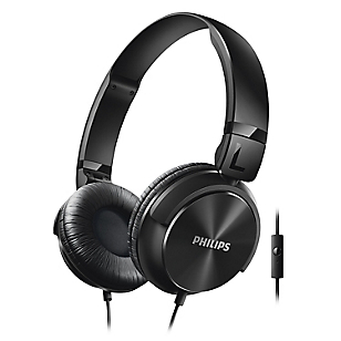 Audífonos Multimedia Negro SHL3065BK