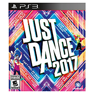 Juego Just Dance 2017 PS3