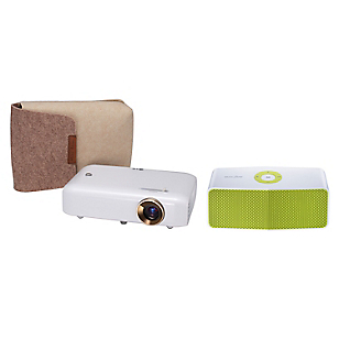 Proyector PH550G + Parlante P5550 WL