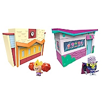 Chicas Súper P. Action Mini Playset 2
