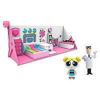 Chicas Súper P. Flippin Action Playset 2