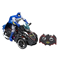 Batman R/C Triciclo Full Function