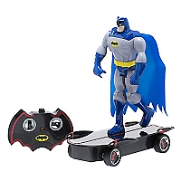 Batman R/C Doll On Full Function Skate Board