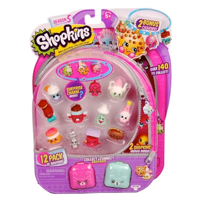Shopkins S5 Pack x 12
