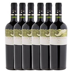 Caja 6 Vinos Cavas Submarinas Reserva