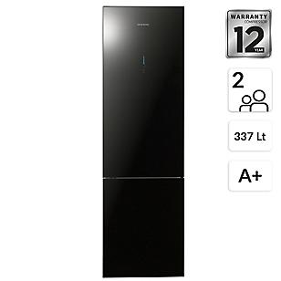 Refrigerador 337 lt Negro Espejado RF-V34BK