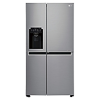 Refrigerador Side By Side 601 lt Silver GS65SDP2