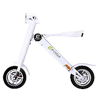 Smart Scooter K1R3 Blanco