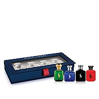 Set Cofre World Of Polo EDT 4 x 15 ML