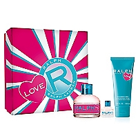 Set Cofre Ralph Love EDT 100 ML + Miniatura 7 ML + Shower Gel 100 ML
