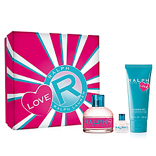 Resultado de imagen para imagen set perfume ralph love ralph lauren
