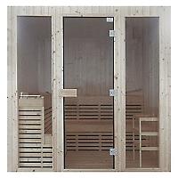 Sauna 3 y 4 Personas