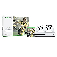 Consola Xbox One S 1TB FIFA 17 Descargable + Control Adicional