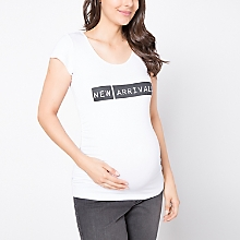 Polera Maternal Estampada
