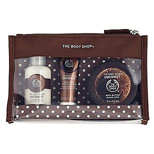 Set Hidratante de Navidad Bag Coco