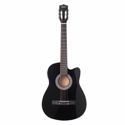 Guitarra Electroacústica 38 BK