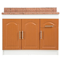 Mueble de Cocina 3 Puertas Carveg