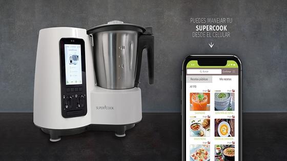 Supercook Robot de Cocina