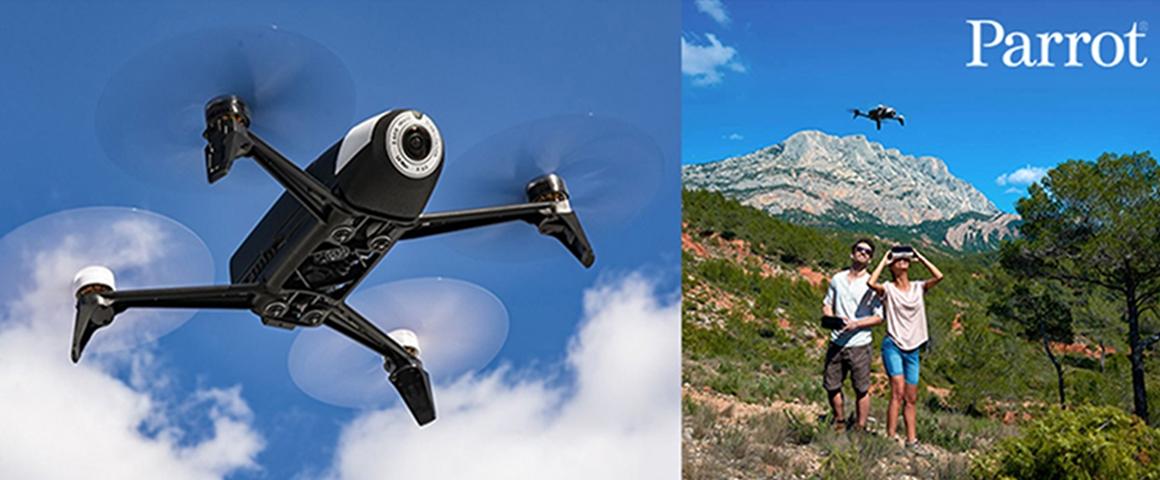 Parrot Drone Bebop 2 FPV