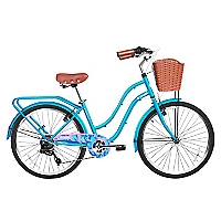 Bicicleta aro 24 city petite neo jungle