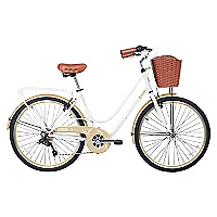 Bicicleta aro 26 citi avenue dorada