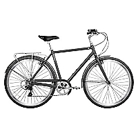 Bicicleta aro 28 metropole  men grey