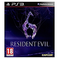 Juego Resident Evil 6 PS3