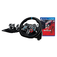 Volante Force Racing +Drive Club PS4
