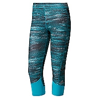 Calza Mujer Trainning Techfit Printed Heather