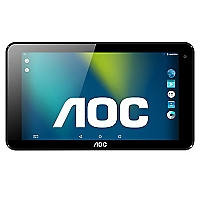 Tablet A725 Quad Core Negro 7