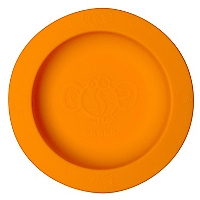 Bowl Silicona Naranjo