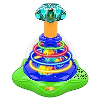 Press N Glow Spinner