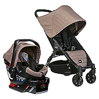 Coche Travel System B-Agile 4 Fossil
