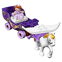 Sofia The First Carriage