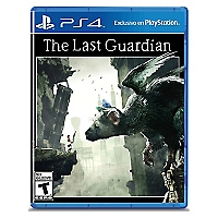 Juego The Last Guardian PS4