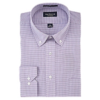Camisa de Vestir Button Down Rayas