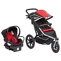 Coche Travel System 4Runner Red
