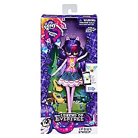 Equestria Girl Loe Twilight Sparkle