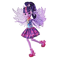 Loe Crystal Wing Twilight Sparkle