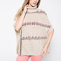 Sweater Cuello Tortuga