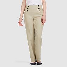 Pantalón Detalles Cintura