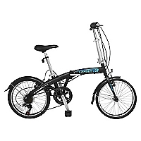 Bicicleta Aro 20 Plegable Movent