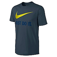 Polera Hombre Just Do It Swoosh