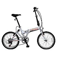 Bicicleta Aro 20 Plegable Spirit