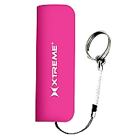 Batería 2200 mAh Keychain Rosa