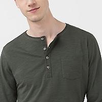 Camiseta Cuello Panadero Flamé
