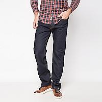 Jeans 5 Bolsillos Straigth