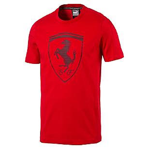 Polera Hombre Ferrari Shield