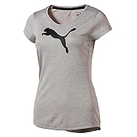 Polera Mujer Heather Cat Tee