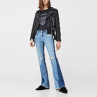 Jeans Two Tones